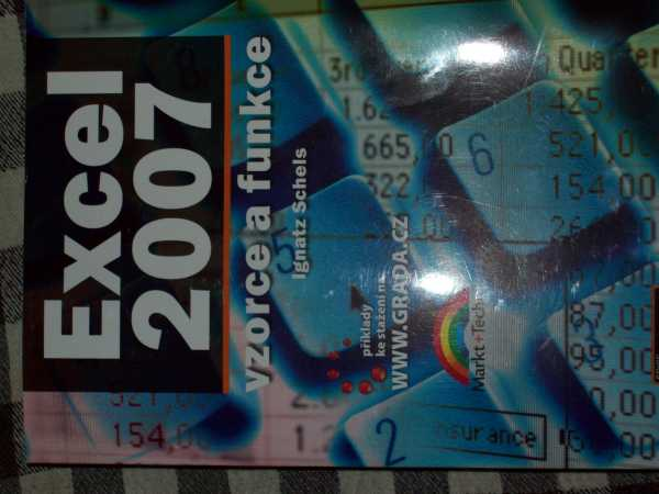 EXCELL 2007 VZORCE A FUNKCE